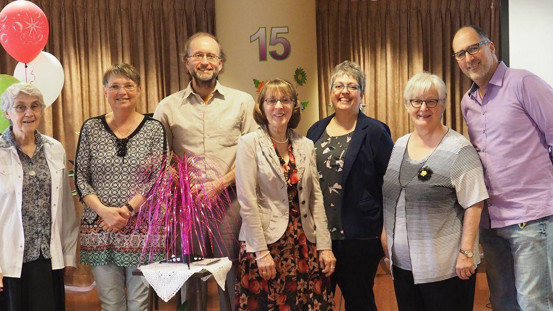 15 ans d'accueil, d'accompagnement, de dialogue et de soutien