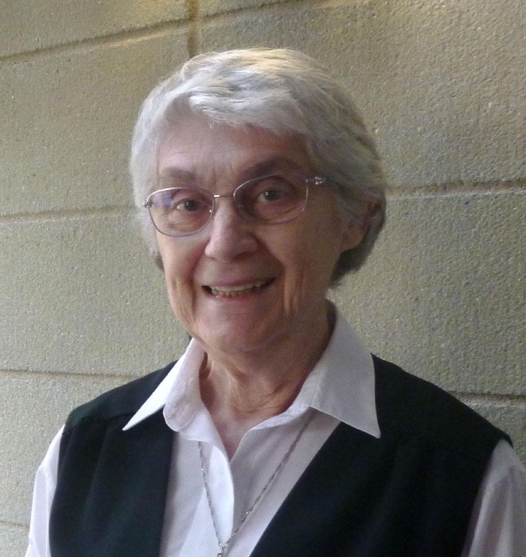 Sr Anita Charpentier