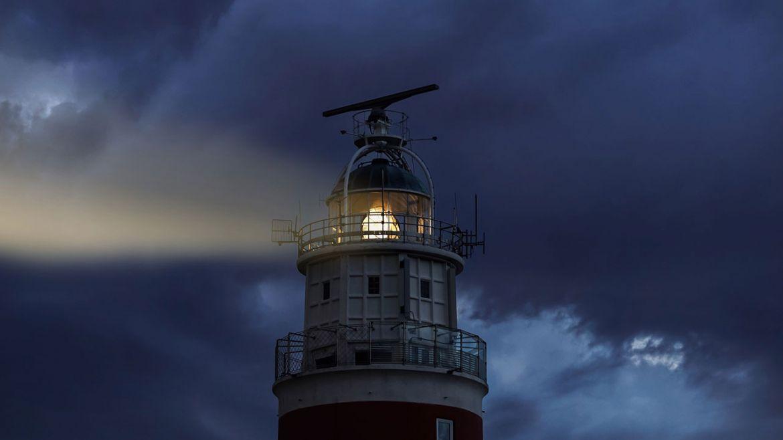 La Roselière, un phare sur la route